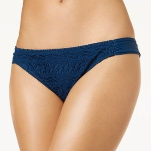 NWT Hula Honey Macys Crocheted Bikini Bottom XL